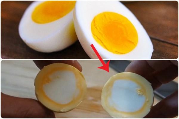 Luộc trứng toàn lòng đỏ - tưởng bất khả thi mà dễ không tưởng với mẹo vặt từ đầu bếp Nhật - Ảnh 1.