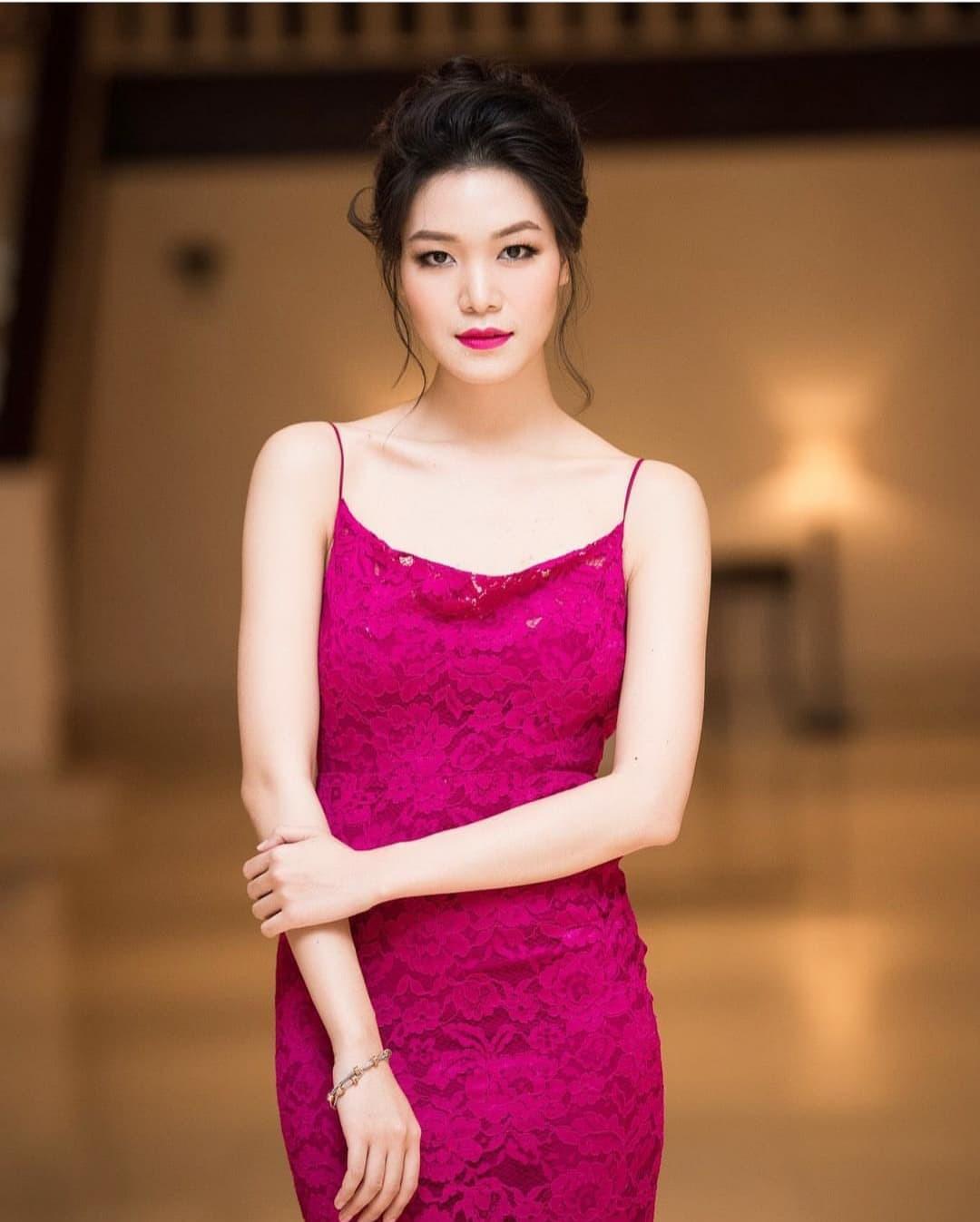 Hoa hậu Việt Nam 2008 Trần Thị Thùy Dung: Từ scandal Hoa hậu học dốt đến ồn ào bị vợ cũ đại gia dằn mặt và hạnh phúc giấu kín ở tuổi 30 - Ảnh 9.