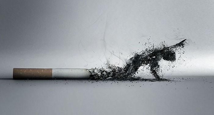 Chùm ảnh biết nói cho thấy tác hại kinh khủng của thuốc lá khiến cả những người không hút thuốc cũng phải suy ngẫm - Ảnh 2.