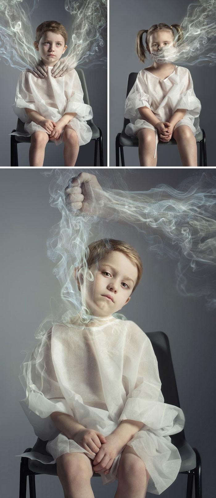 Chùm ảnh biết nói cho thấy tác hại kinh khủng của thuốc lá khiến cả những người không hút thuốc cũng phải suy ngẫm - Ảnh 6.