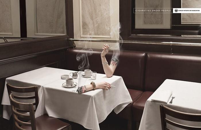 Chùm ảnh biết nói cho thấy tác hại kinh khủng của thuốc lá khiến cả những người không hút thuốc cũng phải suy ngẫm - Ảnh 13.