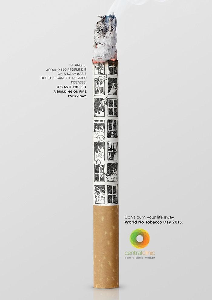 Chùm ảnh biết nói cho thấy tác hại kinh khủng của thuốc lá khiến cả những người không hút thuốc cũng phải suy ngẫm - Ảnh 19.