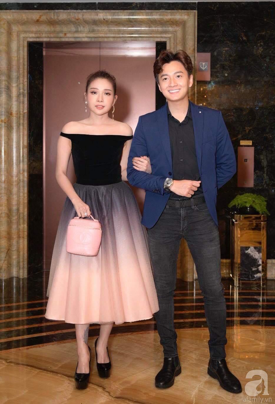 Trấn Thành - Hari Won, Ninh Dương Lan Ngọc cùng loạt sao Việt đến sự đám cưới đạo diễn Cua lại vợ bầu - Ảnh 4.