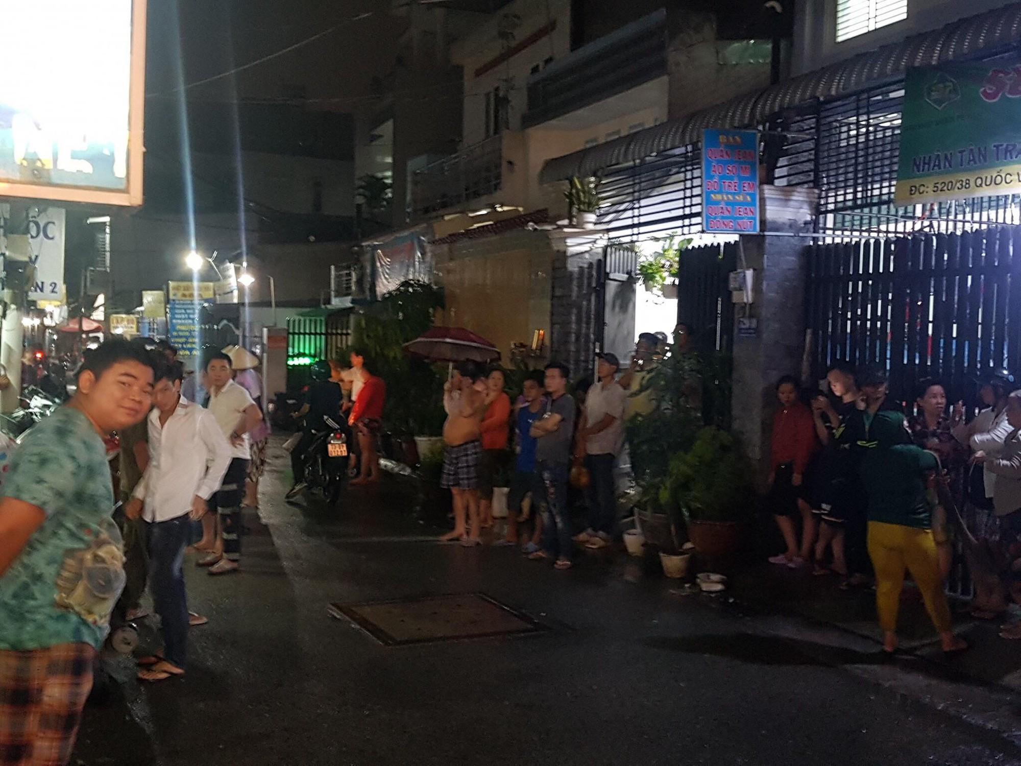 Lời khai của đối tượng sát hại dã man người phụ nữ 62 tuổi, cướp tài sản ở Sài Gòn - Ảnh 2.
