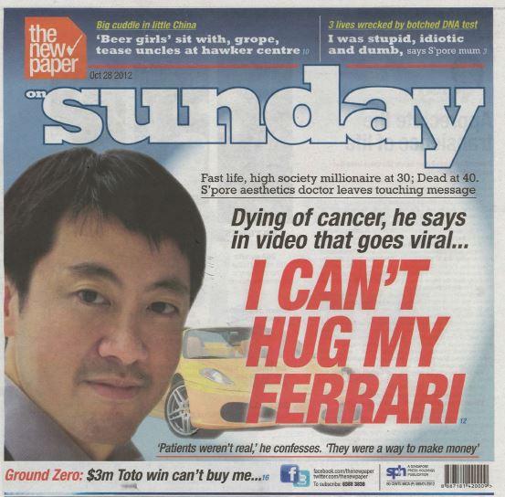 Lời trăn trối của bác sĩ triệu phú bị ung thư: Suốt đời chạy theo tiền tài và những chiếc Ferrari, đối diện với cái chết mới biết hạnh phúc nằm ở đâu - Ảnh 4.