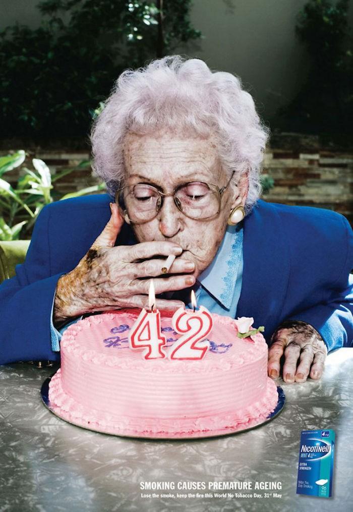 Chùm ảnh biết nói cho thấy tác hại kinh khủng của thuốc lá khiến cả những người không hút thuốc cũng phải suy ngẫm - Ảnh 20.