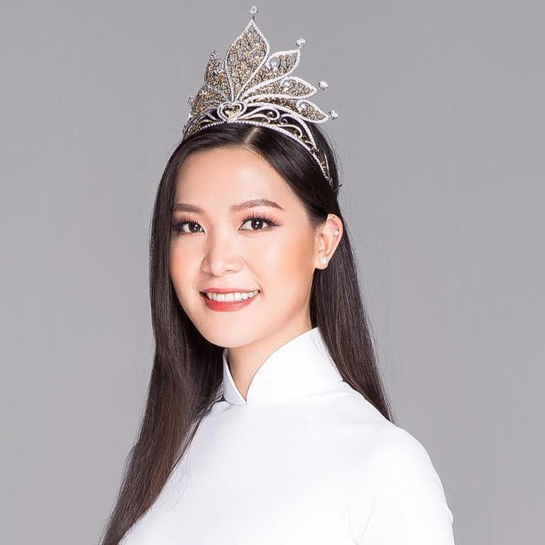 Hoa hậu Việt Nam 2008 Trần Thị Thùy Dung: Từ scandal Hoa hậu học dốt đến ồn ào bị vợ cũ đại gia dằn mặt và hạnh phúc giấu kín ở tuổi 30 - Ảnh 1.