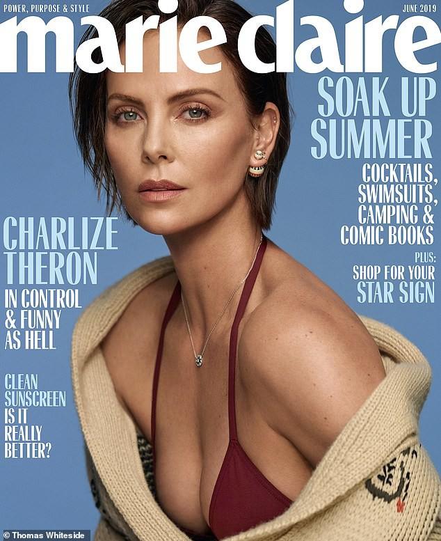 Thực hư về chuyện Charlize Theron hẹn hò với Brad Pitt và thù ghét Angelina Jolie ? - Ảnh 1.