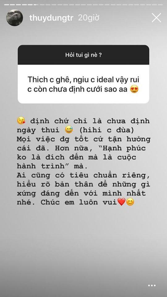 Hoa hậu Việt Nam 2008 Thùy Dung lần đầu chia sẻ về bạn trai và ý định lấy chồng  - Ảnh 5.