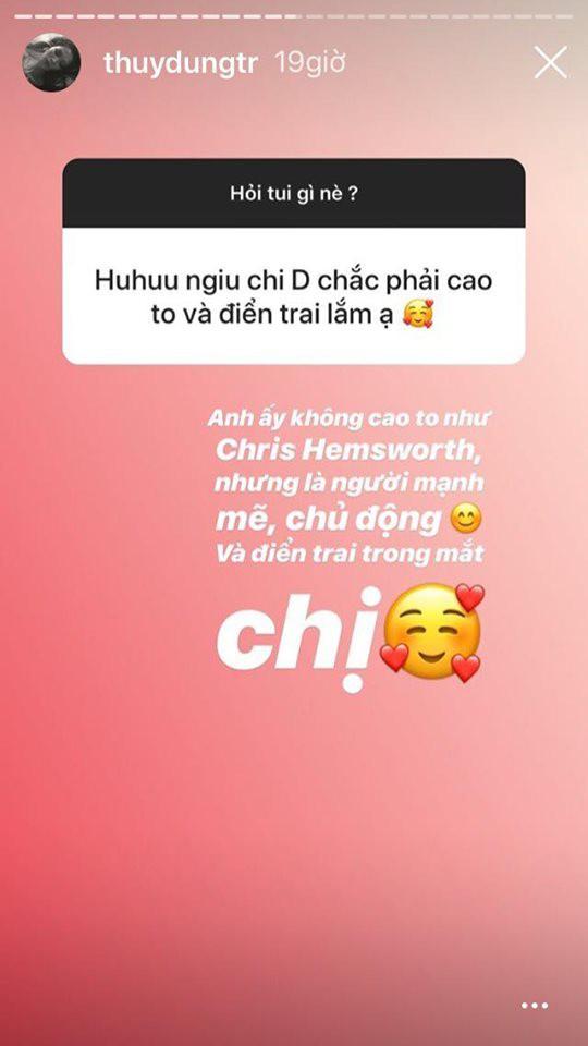 Hoa hậu Việt Nam 2008 Thùy Dung lần đầu chia sẻ về bạn trai và ý định lấy chồng  - Ảnh 3.