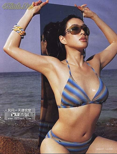 """Ngược dòng thời gian ngắm mỹ nhân gốc Việt từng được mệnh danh là """"quả bom sex"""" của đài TVB - Ảnh 6."""
