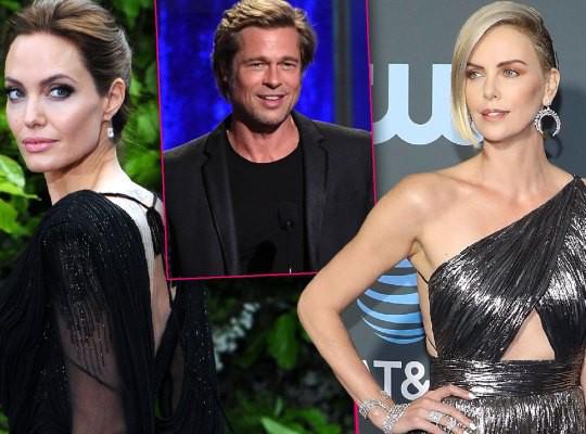 Thực hư về chuyện Charlize Theron hẹn hò với Brad Pitt và thù ghét Angelina Jolie ? - Ảnh 3.