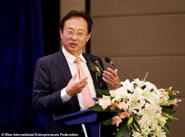 Bị tố chi 6,5 triệu USD chạy trường cho ái nữ, tỷ phú Trung Quốc bị chê cười vì từng mạnh miệng đánh giá thấp người không đi lên bằng thực lực - Ảnh 4.