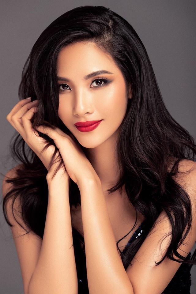 Hoàng Thùy chính thức trở thành người kế nhiệm HHen Niê tại Miss Universe 2019 - Ảnh 3.