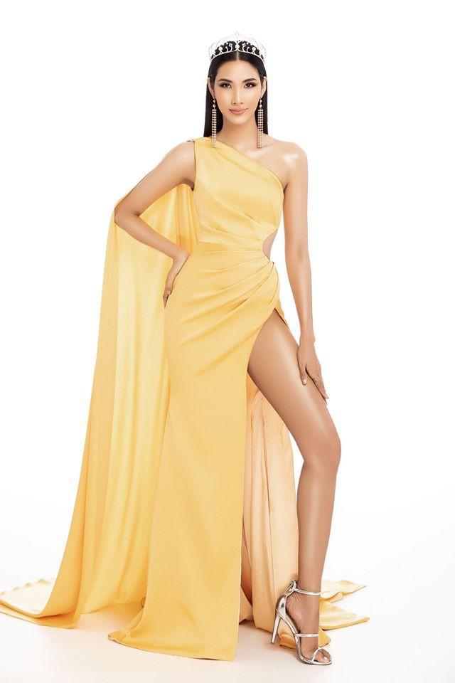Hoàng Thùy chính thức trở thành người kế nhiệm HHen Niê tại Miss Universe 2019 - Ảnh 1.