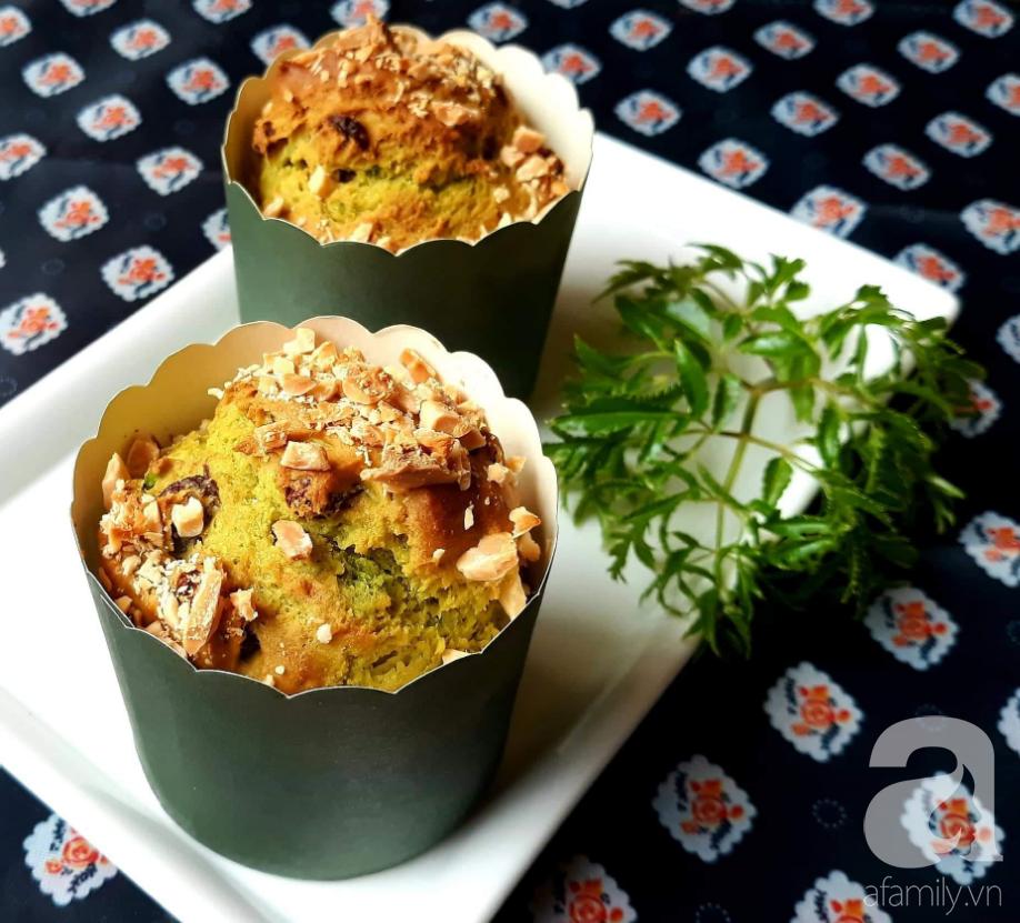 Cách làm bánh muffin vừa mềm ngon lại tốt cho sức khỏe, các mẹ hãy làm thử cho cả nhà ăn sáng nhé! - Ảnh 5.