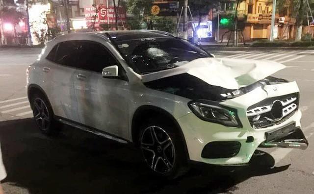 Khởi tố, bắt tạm giam 4 tháng tài xế xe Mercedes đâm 2 người tử vong ở hầm Kim Liên - Ảnh 1.