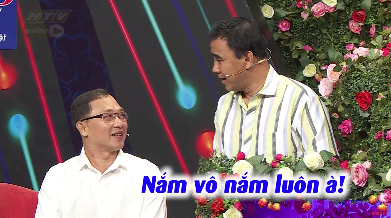 """""""Bạn muốn hẹn hò"""": Quyền Linh - Nam Thư phối hợp """"trấn lột"""" tiền của anh chàng U40 đang khao khát tìm vợ - Ảnh 3."""