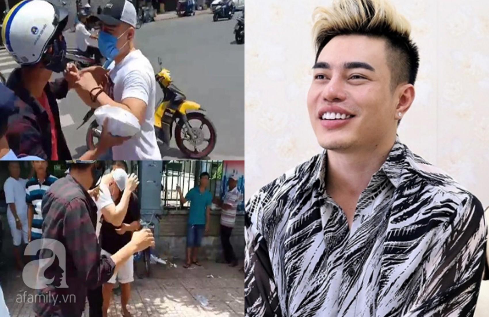 Bị tố dựng cảnh phát cơm từ thiện để PR, Lê Dương Bảo Lâm chính thức đáp trả, mang cả sự nghiệp ra để thề thốt  - Ảnh 1.