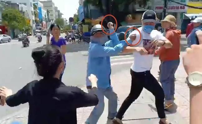 Công an xác định 2 thanh niên đánh Lê Dương Bảo Lâm không phải chủ quán cơm gần đó - Ảnh 1.