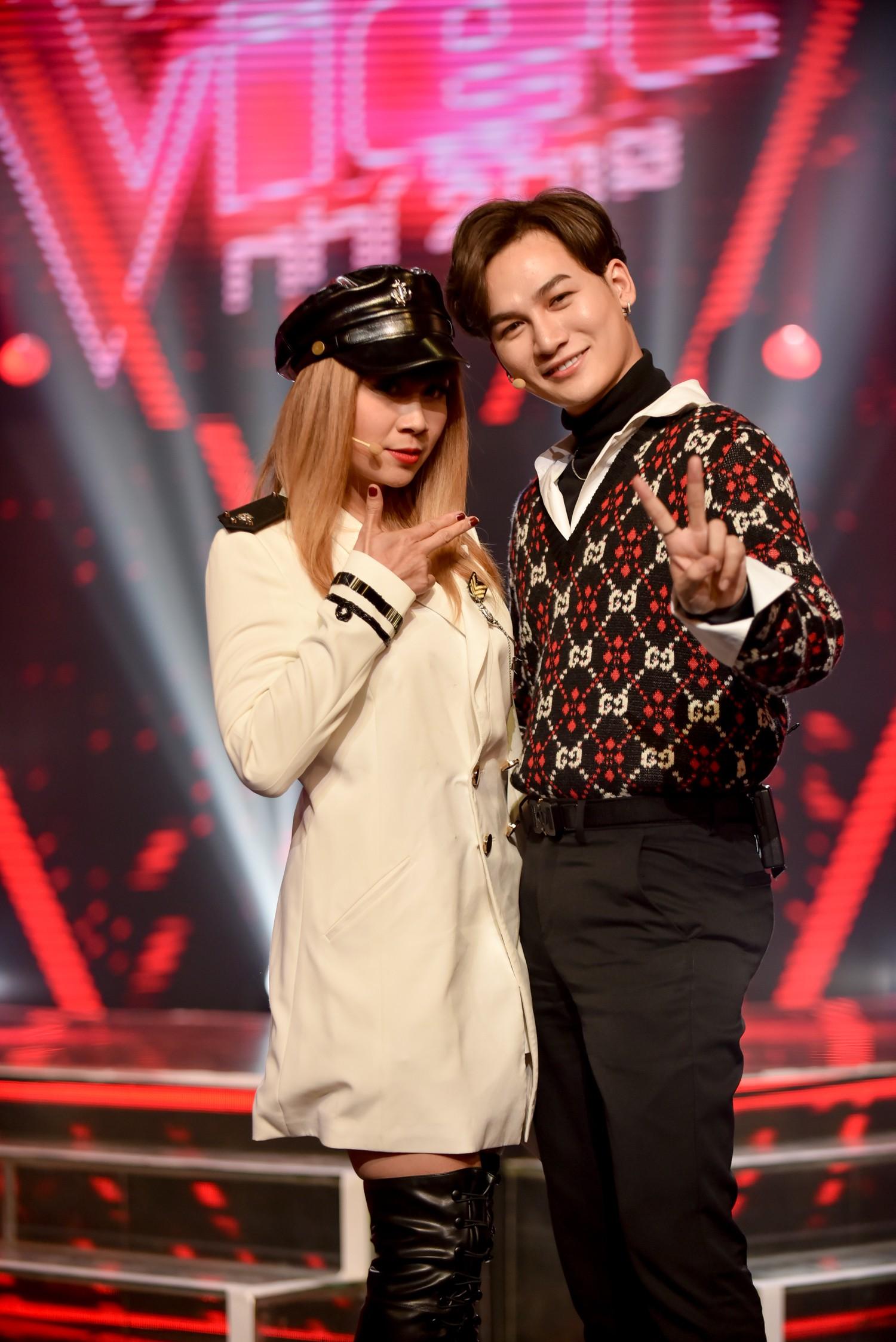 Vượt bão ồn ào ly hôn, Phạm Quỳnh Anh làm HLV The Voice Kids, ngồi ghế nóng cùng Dương Khắc Linh  - Ảnh 5.