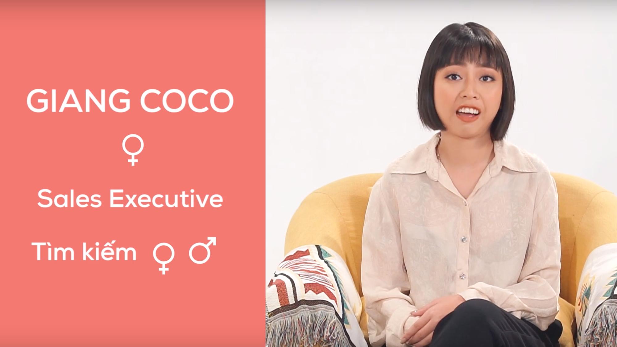 Tham gia show hẹn hò của người Việt, cô gái khiến ai nấy xoắn não với những câu nói nửa Tây nửa ta - Ảnh 2.