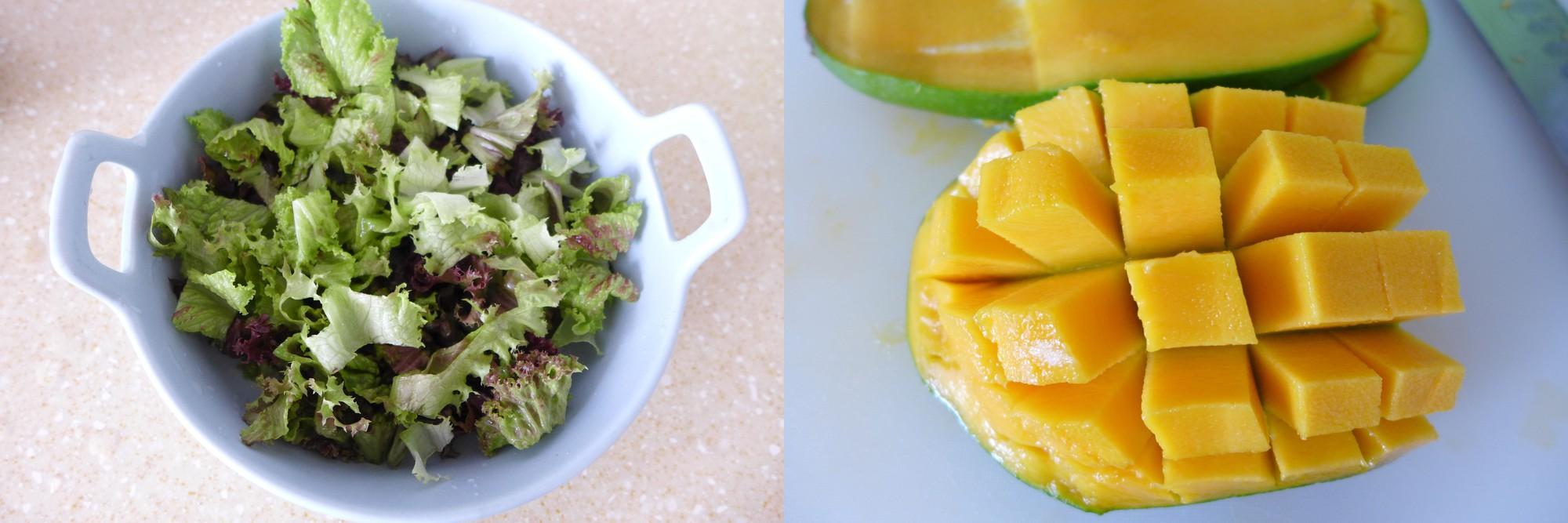 Salad tôm xoài - Ảnh 2.
