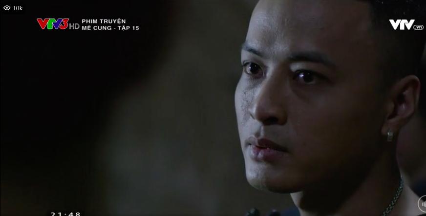 """""""Mê cung"""": Fan phát hoảng khi Hồng Đăng bắn chết nữ cảnh sát xinh đẹp trước mặt Công Lý - Ảnh 3."""