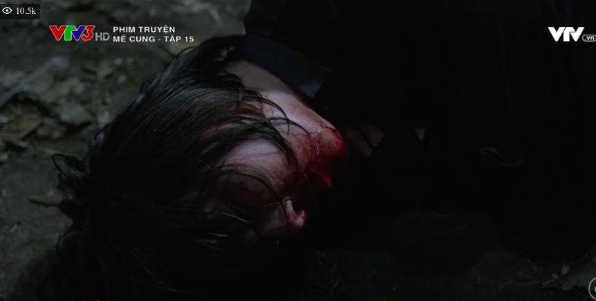 """""""Mê cung"""": Fan phát hoảng khi Hồng Đăng bắn chết nữ cảnh sát xinh đẹp trước mặt Công Lý - Ảnh 4."""