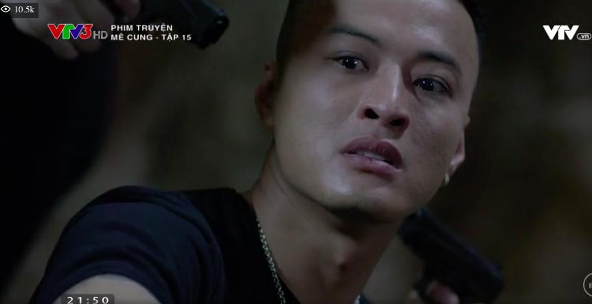 """""""Mê cung"""": Fan phát hoảng khi Hồng Đăng bắn chết nữ cảnh sát xinh đẹp trước mặt Công Lý - Ảnh 5."""