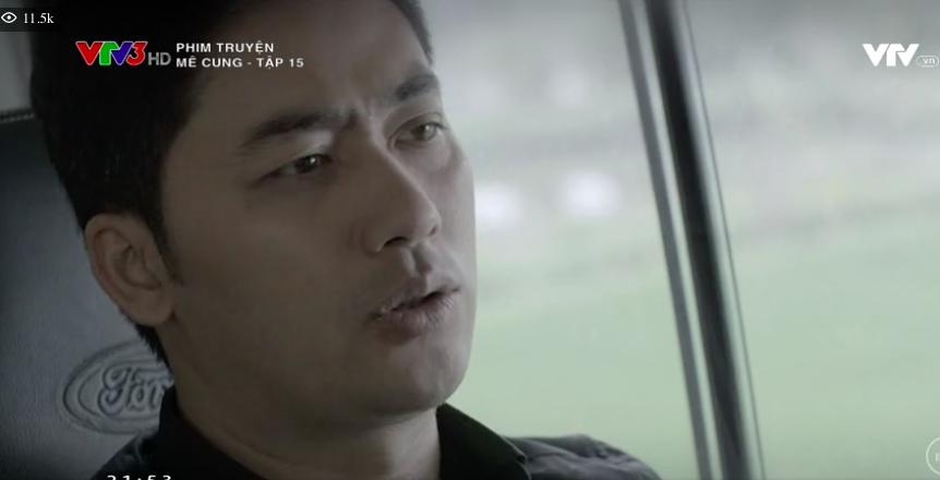 """""""Mê cung"""": Fan phát hoảng khi Hồng Đăng bắn chết nữ cảnh sát xinh đẹp trước mặt Công Lý - Ảnh 9."""