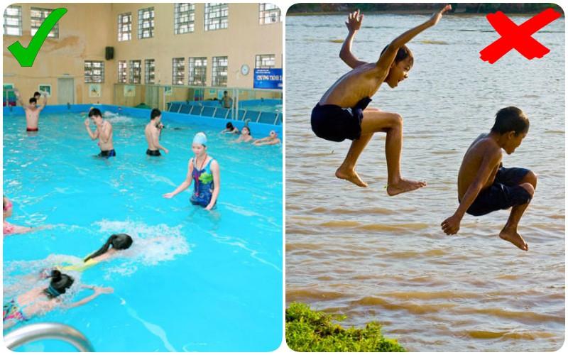 Đây là lý do vì sao trẻ đi bơi thường mắc viêm tai giữa: Cha mẹ cẩn trọng để chặn đứng nguy cơ mắc bệnh cho con - Ảnh 4.