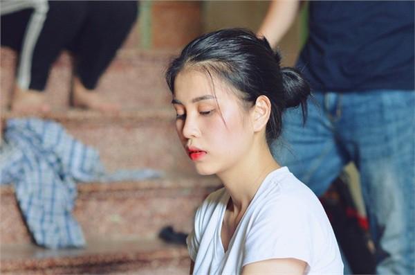 Hotgirl gây sốc với bộ ảnh khỏa thân ở hồ sen từng đóng MV của Chi Pu - Ảnh 6.