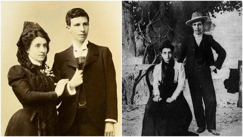 """Chứng ta chứng cả nàng: Hơn 100 năm trước, cặp đôi """"bách hợp"""" này đã lừa cả cha xứ để được lấy nhau - Ảnh 1."""