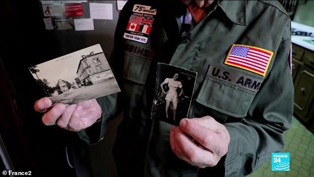 Màn tái ngộ lay động cả thế giới hôm nay: Tình yêu được viết tiếp sau 75 năm xa cách của chàng lính Mỹ và cô gái miền quê nước Pháp - Ảnh 2.