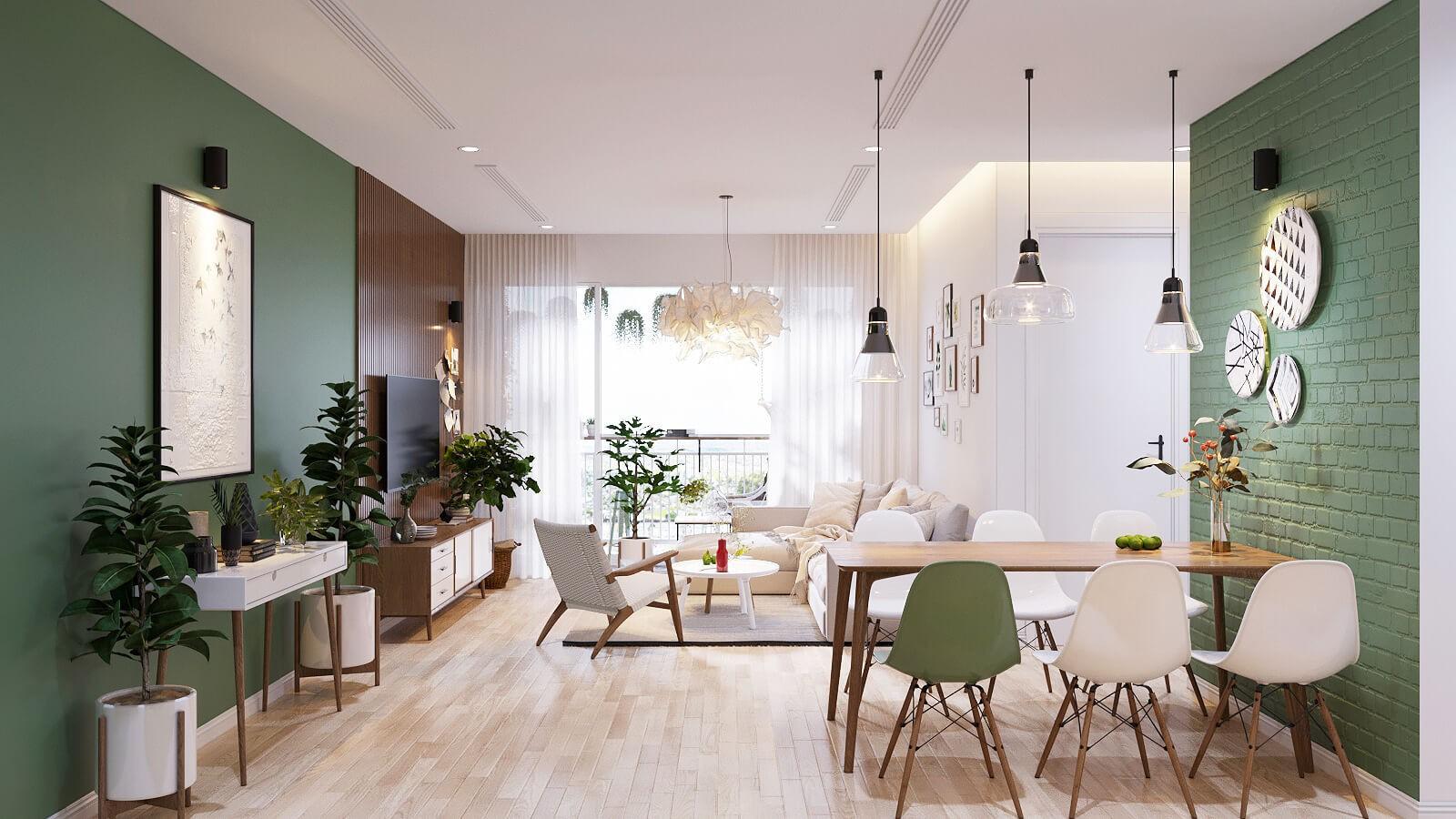 Muốn thiết kế căn hộ hoàn hảo bạn không nên bỏ qua 3 lưu ý này  - Ảnh 1.