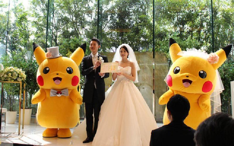 Chẳng cần cao sang hay trang trí tiền tỷ, đây mới là kiểu đám cưới đang được các cặp đôi Nhật Bản phát cuồng bởi sự dễ thương level max