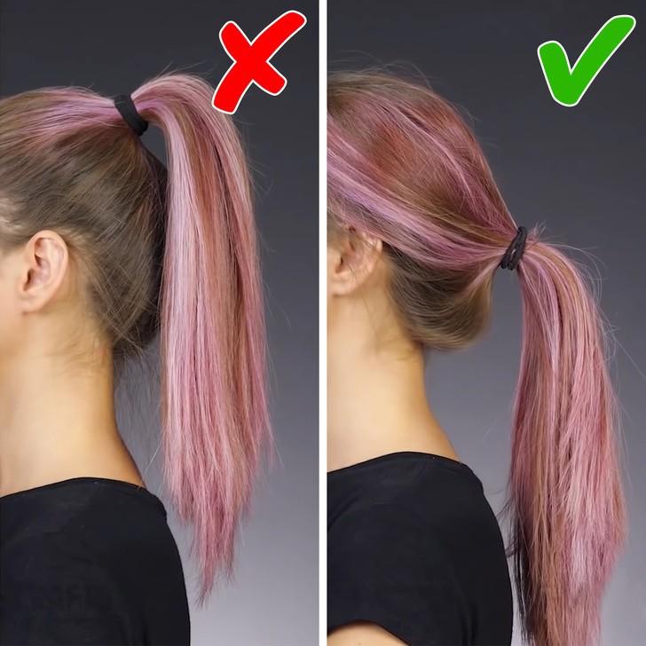 Để tóc nhanh dài và mềm mượt trong mùa hè thì hãy duy trì những thói quen này thường xuyên - Ảnh 1.