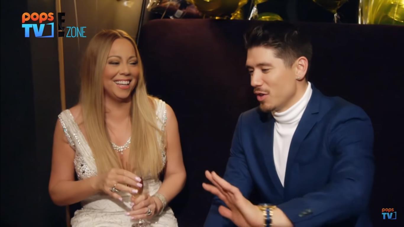 Vụ ngoại tình cực shock của Mariah Carey với vũ công kém 12 tuổi: từng có loạt khoảnh khắc làm người xem đỏ mặt trong show thực tế riêng từ khi còn đính hôn chồng! - Ảnh 7.