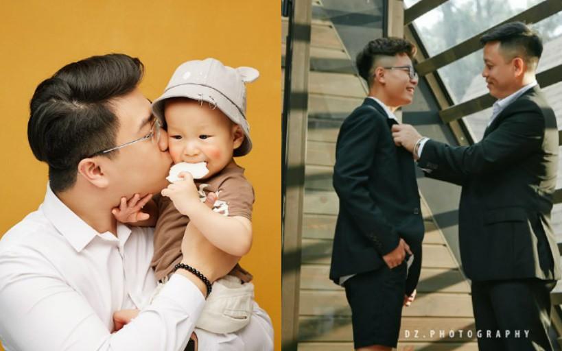 Ngày của cha: Nhìn lại những khoảnh khắc xúc động này, con sẽ hiểu bố yêu con biết mấy!