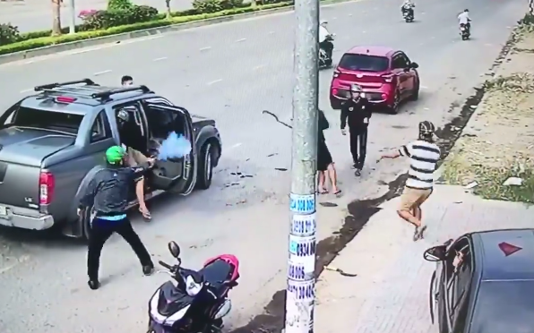 Long An: Hai nhóm thanh niên hỗn chiến trong đêm khiến 3 người thương vong
