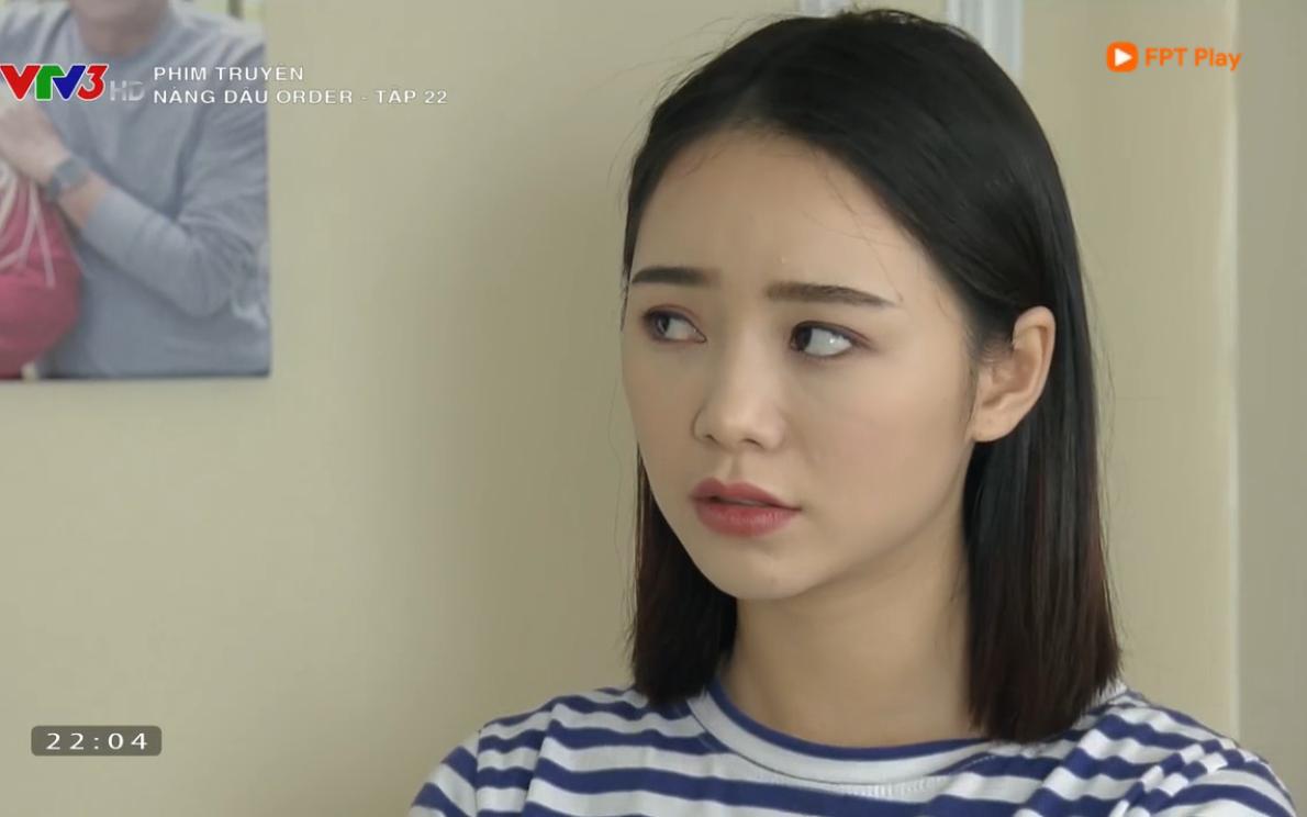 """""""Nàng dâu order"""": Phát sợ trước thái độ tráo trở của em gái mưa khi đề nghị bố chồng Lan Phương điều này"""