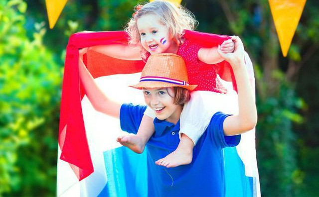 Dành 7 năm để học cách nuôi dạy con của người Hà Lan, tôi nhận ra chìa khóa vàng giúp họ tạo nên những đứa trẻ hạnh phúc - Ảnh 1.