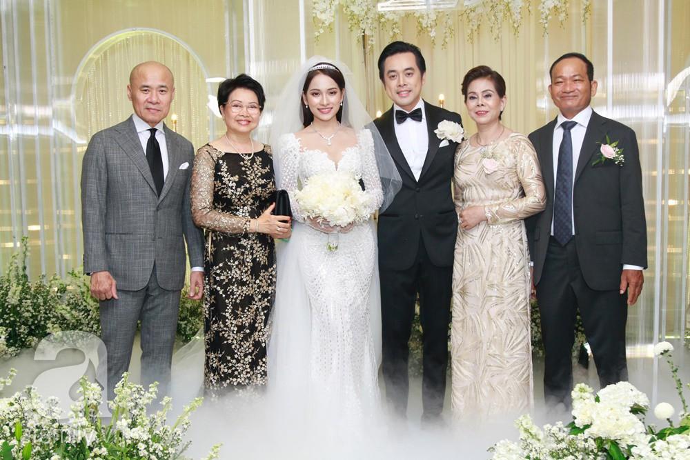 Vợ chồng Thu Minh, ca sĩ Noo Phước Thịnh, Lê Hiếu, Thu Thủy và dàn sao khủng showbiz tụ hội về đám cưới Dương Khắc Linh - Sara Lưu - Ảnh 10.