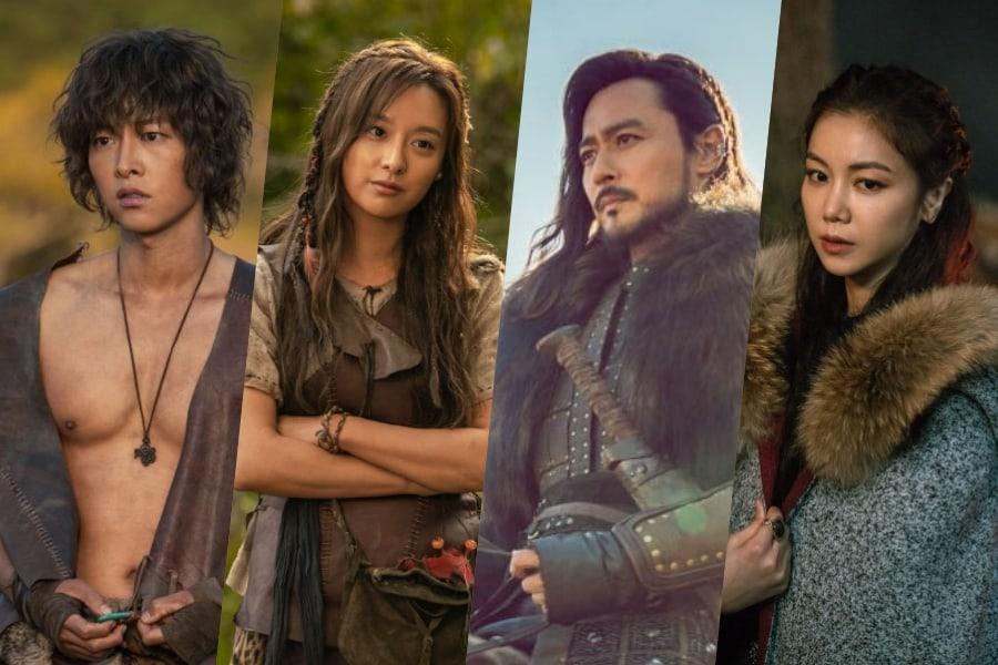 """Điểm qua 3 lý do khiến """"Arthdal Chronicles"""" của Song Joong Ki là bộ phim đáng xem trong mùa hè này - Ảnh 2."""