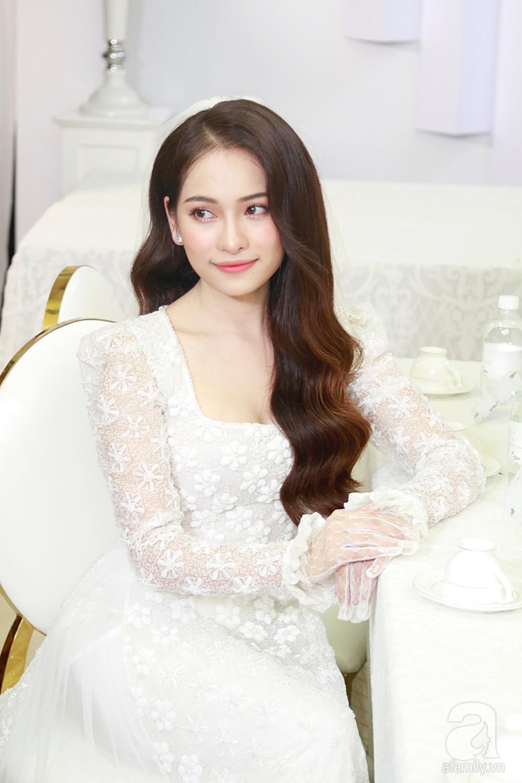Đám cưới Dương Khắc Linh - Sara Lưu: Những hình ảnh đầu tiên của cô dâu trước giờ vu quy - Ảnh 7.