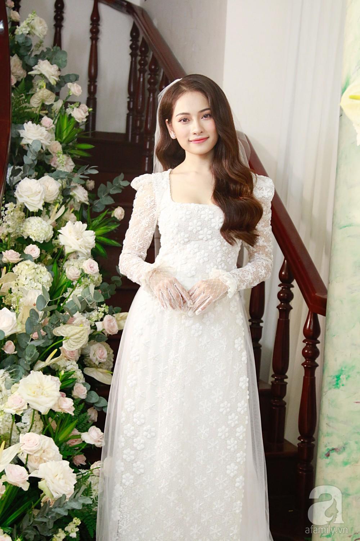 Đám cưới Dương Khắc Linh - Sara Lưu: Những hình ảnh đầu tiên của cô dâu trước giờ vu quy - Ảnh 8.