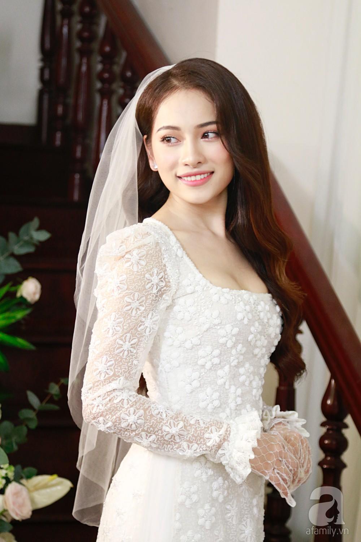 Đám cưới Dương Khắc Linh - Sara Lưu: Những hình ảnh đầu tiên của cô dâu trước giờ vu quy - Ảnh 9.
