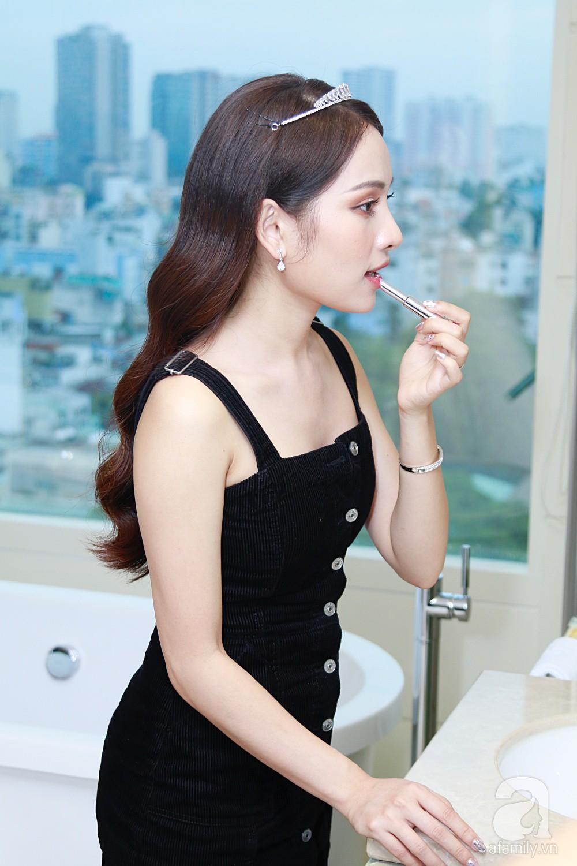 Độc quyền: Sara Lưu âu yếm Dương Khắc Linh trong phòng cưới trước giờ G  - Ảnh 16.
