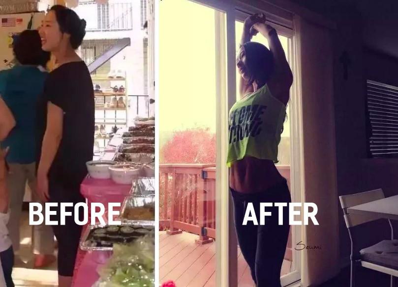 """Những màn Before - After """"siêu đỉnh"""" từ gái Hàn: giảm được 10 - 20kg là chuyện quá bình thường - Ảnh 17."""